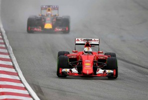 Game on in Malaysia as Vettel shocks the field