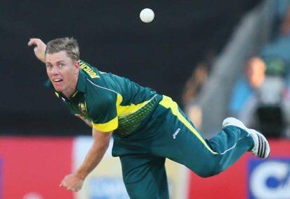 Best ODI bowling debuts in Australia
