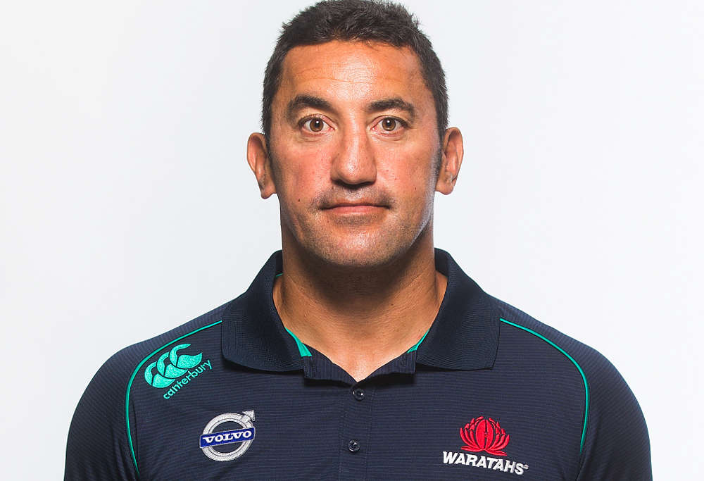 New NSW coach Daryl Gibson