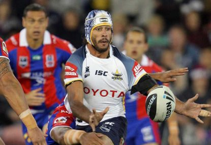 Johnathan Thurston wins third Golden Boot