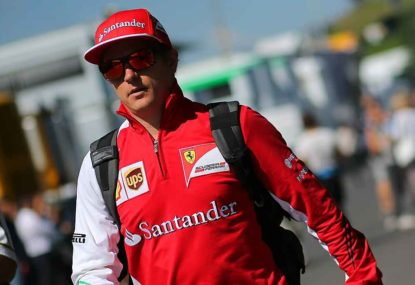 The race to replace Raikkonen