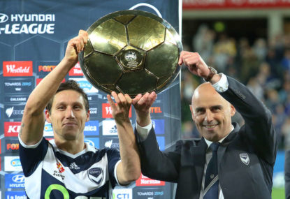 Football fans and Melbourne Victory leading the way