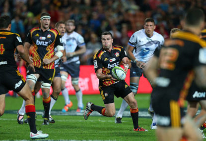 Chiefs shaping to get rough end of SANZAR Super Rugby stick