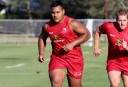 Prop Tupou up and running again with Reds