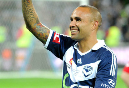Archie Thompson: 'The ingredients are there for something special'