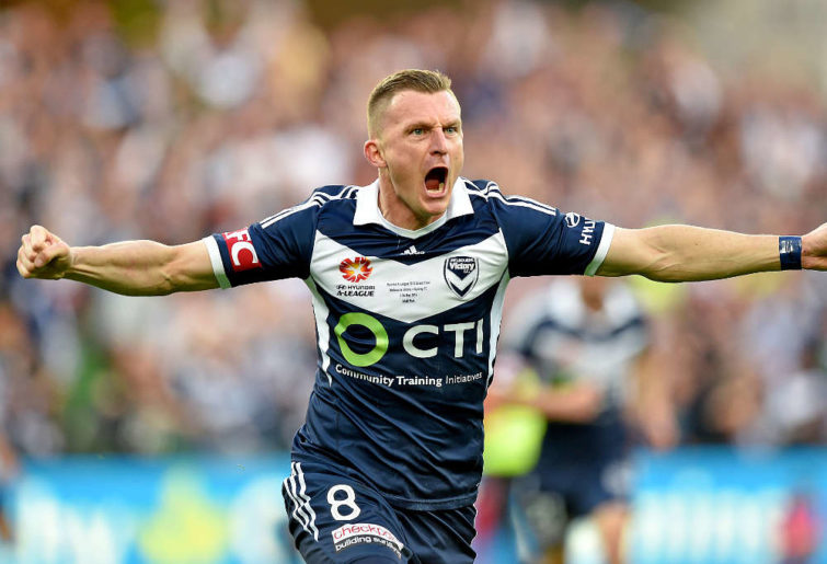 Berisha: I'm the happiest man in (western) Melbourne
