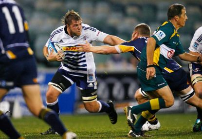 Stormers to teach the Brumbies a lesson in South African resilience