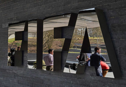 FIFA forced into stunning name change