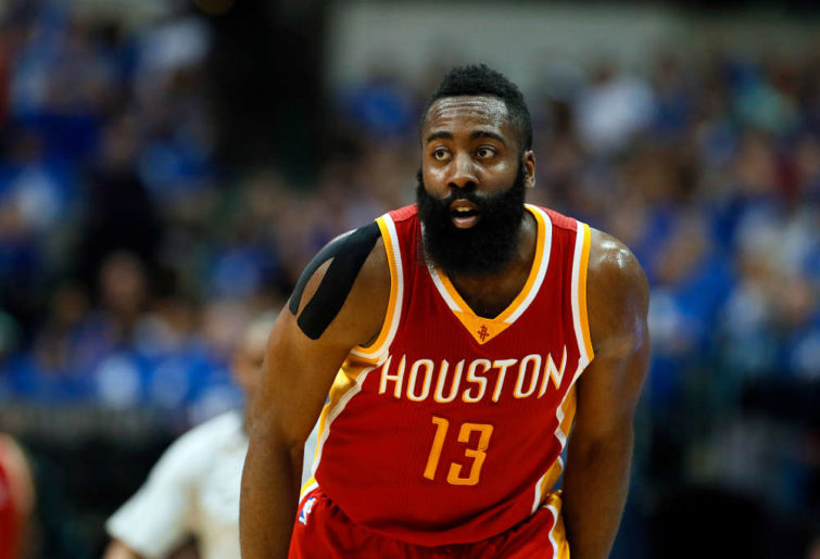 Houston Rockets James Harden