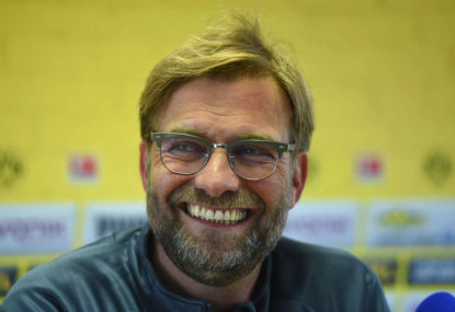 Jurgen Klopp returns to the Westfalenstadion