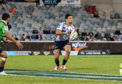 Brumbies have small chance but huge opportunity tonight