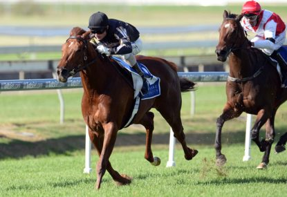 Behind the barriers: Five bets for Doomben