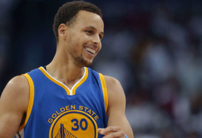 Could Steph Curry be the best of all time?