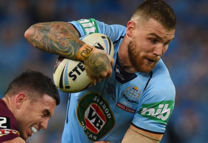 Why Josh Dugan should be the Blues' No.1