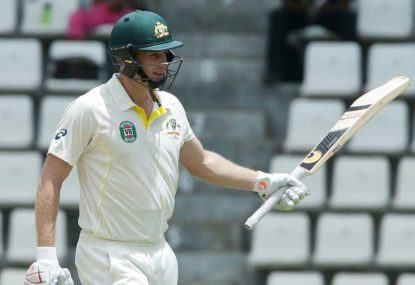 Adam Voges: Oldest Australian Test centurion on debut since 'Lucky'