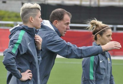 Another Matildas assistant coach quits