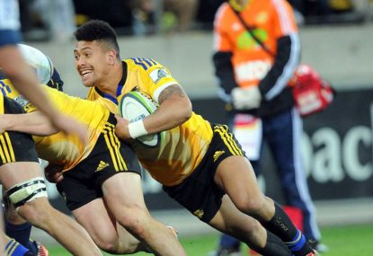 Ardie Savea to stay in New Zealand Rugby for two years