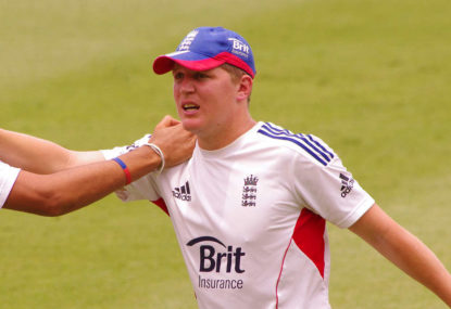 Gary Ballance: Can't bat for toffee!