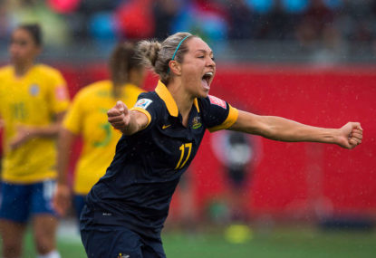 The Matildas continue to impress with style
