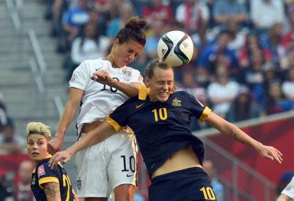 Matildas maul Thailand in Tokyo qualifier