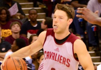 Delly doesn't fit the NBA mould