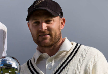 Brendon McCullum thanks armed assailant for 'polite' carjacking