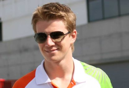 Is Nico Hulkenberg set to farewell Force India?
