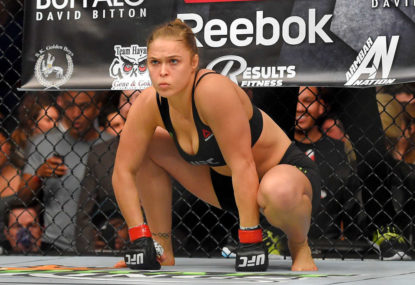Ronda Rousey vs Holly Holm highlights: Holm the new champion