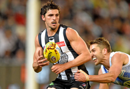 Pendlebury Puts Hand Up For Player Pay Protest