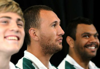 Three Amigos can lead Australia to World Cup final: You heard it here first