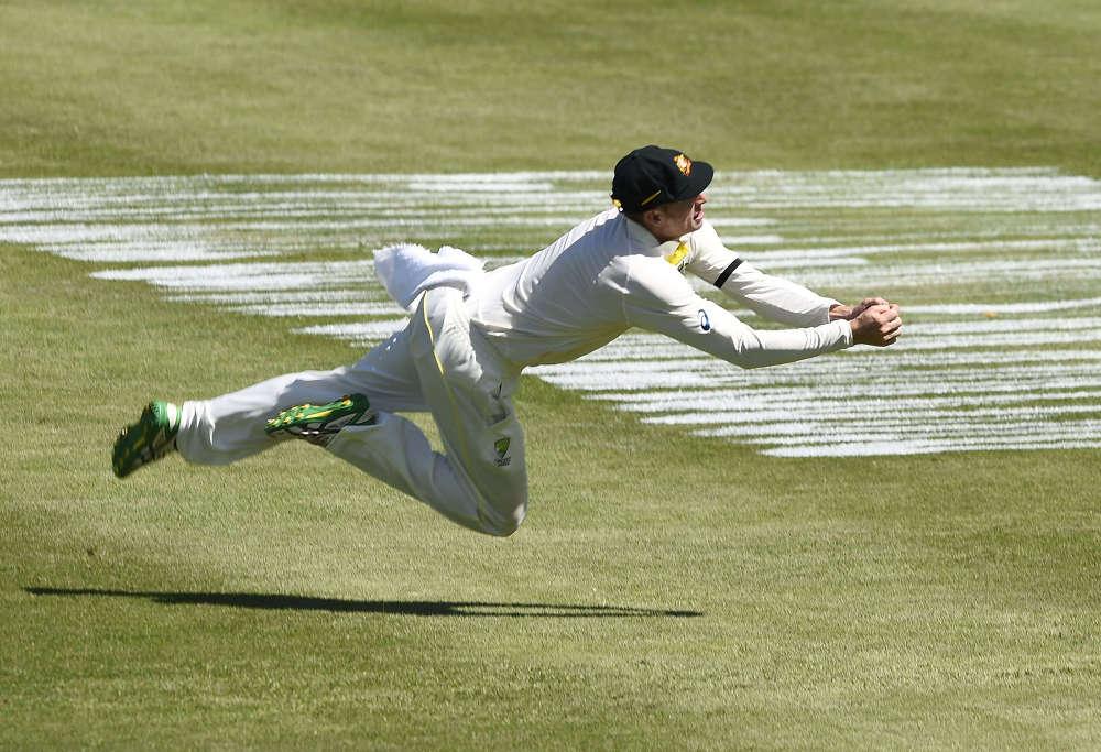 Australia cricketer Adam Voges