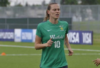 The Matildas can become world champions