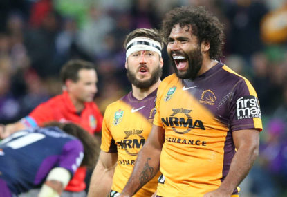 NRL finals preview: Brisbane Broncos vs North Queensland Cowboys - Stats that matter