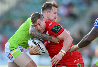 NRL finals preview: Canterbury Bulldogs vs St George-Illawarra Dragons - stats that matter
