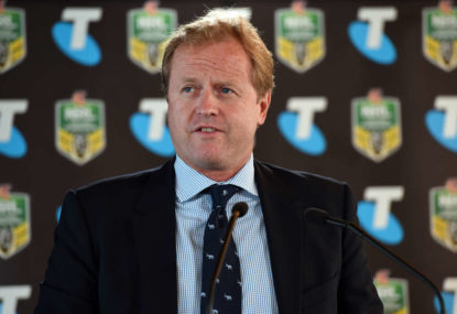 Question time: Did these NRL appointments deserve a vote of no confidence?