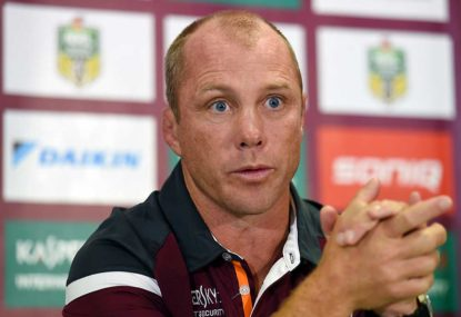 Sea Eagles CEO: Toovey didn't offend enough people at Manly to be asked back
