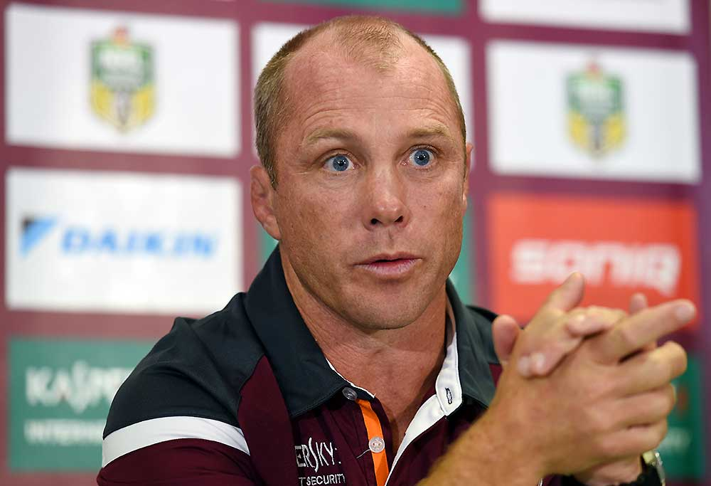 Manly-Warringah Sea Eagles NRL coach Geoff Toovey