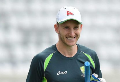 Who's Australia's best wicketkeeper?