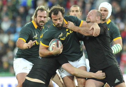 Can we have less 'physicality' in rugby?