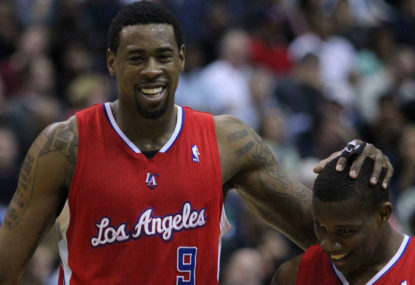 Are the Clippers destined to sink in the loaded Western Conference?