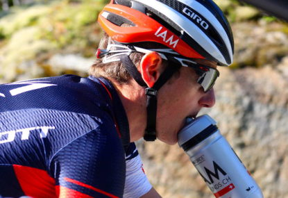 A day with IAM Cycling on the Arctic Race of Norway