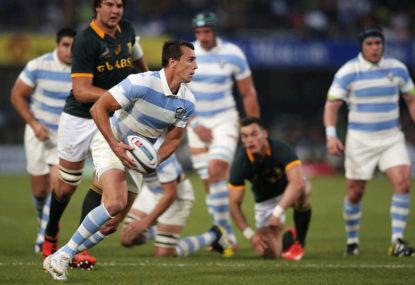 Springboks succeed at finding stadium, little else