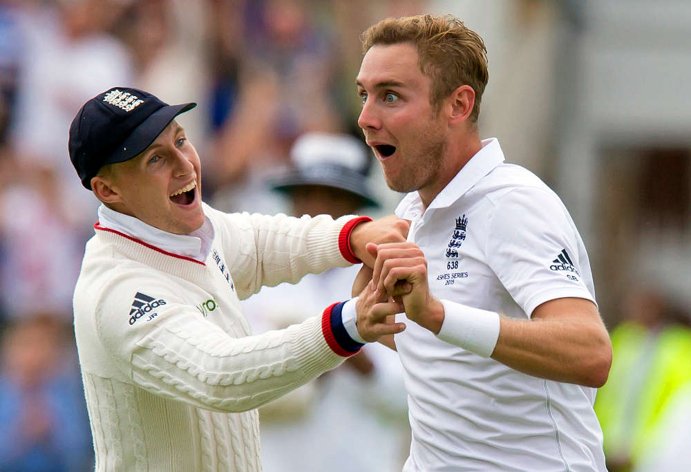 Joe Root will become the new English captain. (AP Photo/Jon Super)