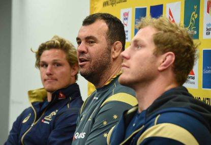 It is time the Wallabies moved on from the Pooper