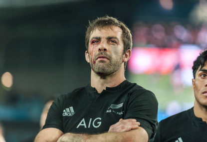 Positives to take from the All Blacks' loss
