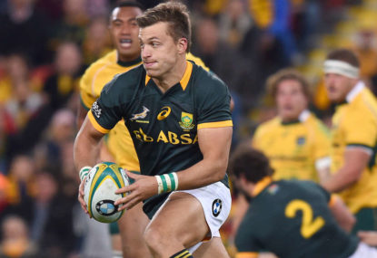 Are the Springboks back on track?