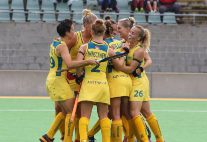 Hockeyroos follow Kookaburras out in Olympic quarter-final, losing to New Zealand