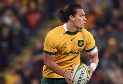 Toomua makes appearance in Bledisloe trial