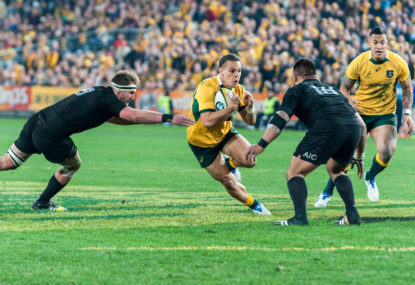 The construction of the Wallabies XV