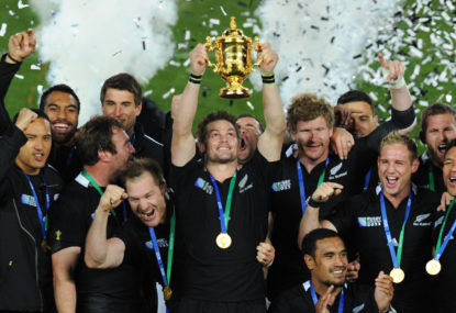 The 2015 All Blacks are older, wiser and better, but no guarantee to win